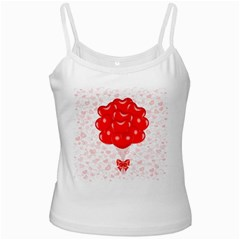 Abstract Background Balloon Ladies Camisoles