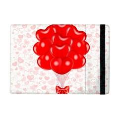 Abstract Background Balloon Apple Ipad Mini Flip Case