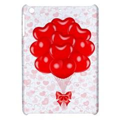 Abstract Background Balloon Apple Ipad Mini Hardshell Case