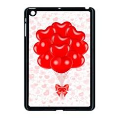 Abstract Background Balloon Apple Ipad Mini Case (black)