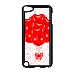 Abstract Background Balloon Apple Ipod Touch 5 Case (black)