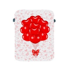 Abstract Background Balloon Apple Ipad 2/3/4 Protective Soft Cases