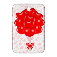 Abstract Background Balloon Samsung Galaxy Note 8 0 N5100 Hardshell Case