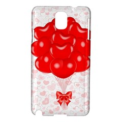 Abstract Background Balloon Samsung Galaxy Note 3 N9005 Hardshell Case
