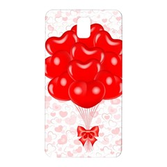 Abstract Background Balloon Samsung Galaxy Note 3 N9005 Hardshell Back Case