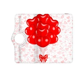 Abstract Background Balloon Kindle Fire Hdx 8 9  Flip 360 Case