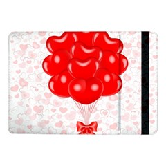 Abstract Background Balloon Samsung Galaxy Tab Pro 10 1  Flip Case