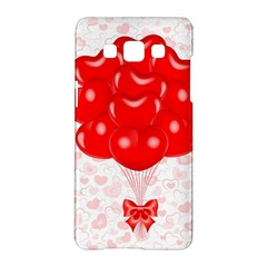 Abstract Background Balloon Samsung Galaxy A5 Hardshell Case