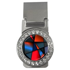 3d And Abstract Money Clips (CZ)
