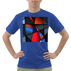 3d And Abstract Dark T Shirt