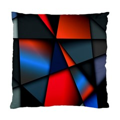 3d And Abstract Standard Cushion Case (One Side)