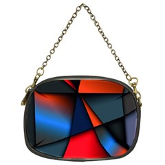 3d And Abstract Chain Purses (Two Sides)