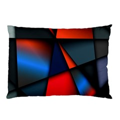 3d And Abstract Pillow Case