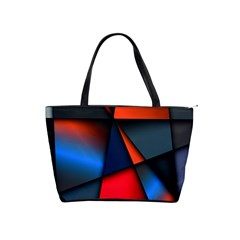 3d And Abstract Shoulder Handbags