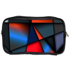 3d And Abstract Toiletries Bags