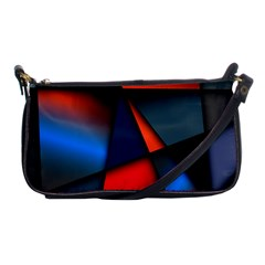 3d And Abstract Shoulder Clutch Bags