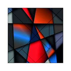 3d And Abstract Acrylic Tangram Puzzle (6  x 6 )
