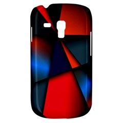 3d And Abstract Galaxy S3 Mini