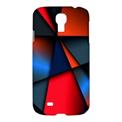 3d And Abstract Samsung Galaxy S4 I9500/i9505 Hardshell Case