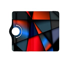 3d And Abstract Kindle Fire Hdx 8 9  Flip 360 Case