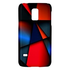 3d And Abstract Galaxy S5 Mini