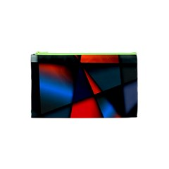 3d And Abstract Cosmetic Bag (XS)