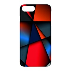 3d And Abstract Apple Iphone 7 Plus Hardshell Case