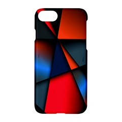 3d And Abstract Apple Iphone 7 Hardshell Case
