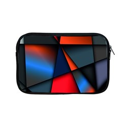 3d And Abstract Apple Macbook Pro 13  Zipper Case