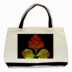 Autumn Beauty Basic Tote Bag (Two Sides)
