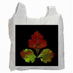 Autumn Beauty Recycle Bag (Two Side)