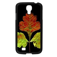 Autumn Beauty Samsung Galaxy S4 I9500/ I9505 Case (black)
