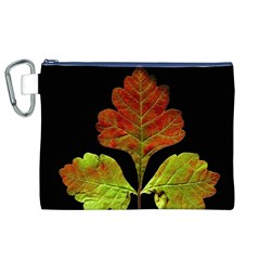 Autumn Beauty Canvas Cosmetic Bag (XL)