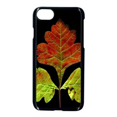 Autumn Beauty Apple Iphone 7 Seamless Case (black)