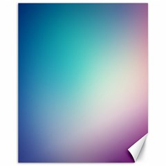 Background Blurry Template Pattern Canvas 11  x 14