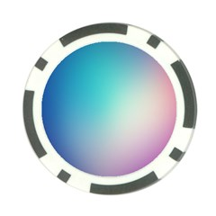 Background Blurry Template Pattern Poker Chip Card Guard