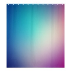 Background Blurry Template Pattern Shower Curtain 66  x 72  (Large)