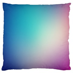 Background Blurry Template Pattern Large Cushion Case (One Side)