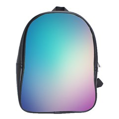 Background Blurry Template Pattern School Bags (XL)