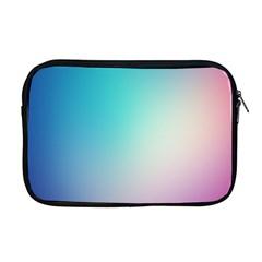 Background Blurry Template Pattern Apple Macbook Pro 17  Zipper Case