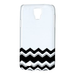 Chevrons Black Pattern Background Galaxy S4 Active