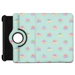 Butterfly Pastel Insect Green Kindle Fire HD 7