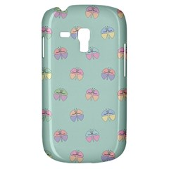 Butterfly Pastel Insect Green Galaxy S3 Mini