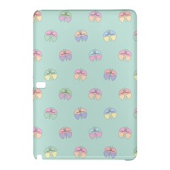 Butterfly Pastel Insect Green Samsung Galaxy Tab Pro 10.1 Hardshell Case