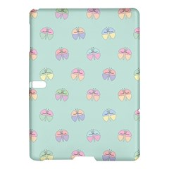 Butterfly Pastel Insect Green Samsung Galaxy Tab S (10.5 ) Hardshell Case