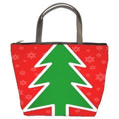 Christmas Tree Bucket Bags