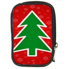 Christmas Tree Compact Camera Cases