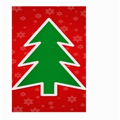 Christmas Tree Large Garden Flag (Two Sides)