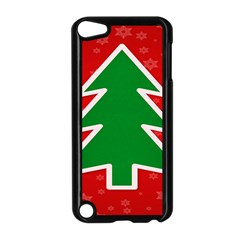 Christmas Tree Apple iPod Touch 5 Case (Black)