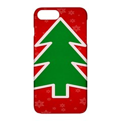 Christmas Tree Apple Iphone 7 Plus Hardshell Case